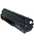 BLACK COMPATIBLE TONER HP CB436A