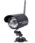 CAMERA FOR INDOOR / OUTDOOR WIRELESS DAY & NIGHT FOR ADDITIONAL KIT