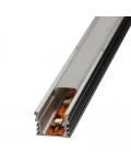 PROFILE IN ALUMINUM STRIP LED BY 10MM FLUSH