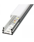 ALUMINUM PROFILES FOR 15 MM RECESSED LED STRIP