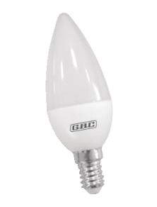 LAMPADINA LED OLIVA E14 3,5W LUCE CALDA 2700K