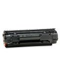 BLACK TONER COMPATIBLE HP CB435A