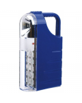 PORTABLE LAMP WITH AUTOMATIC SWITCH ON 18 LED
