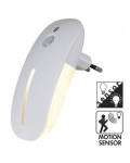 LED NIGHTLIGHT WITH CREPUSCULAR SENSOR 1,8W