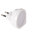 LED NIGHTLIGHT WITH CREPUSCULAR SENSOR 0,4W