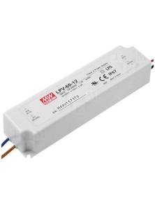 ALIMENTATORE PER LED LPV-100-12