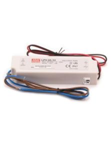 POWER SUPPLY FOR LED 24v 36w LPV-35-24 mean well