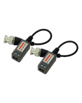 COUPLE ON VIDEO BALUN FOR TRANSMISSION CABLE ETHERNET