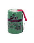 BATTERY RECHARGEABLE SKB TO NI-MH CYLINDER - 4/5 SC