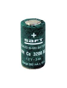 BATTERIA RICARICABILE  SAFT VH CS 3200XL NI-MH CILINDRICA