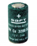 BATTERY RECHARGEABLE SAFT TO NI-MH CYLINDRICALSAFT VH CS 3200XL