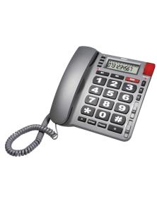 TELEFONO A FILO DI EMERGENZA CON TASTI GRANDI