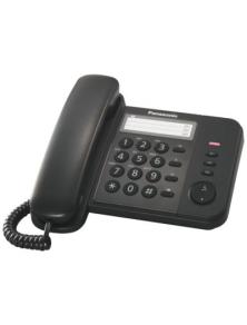 TELEFONO PANASONIC A FILO NERO KX-TS520EX1B