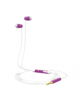IN-EAR HEADPHONES WITH MICROPHONE
