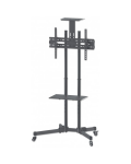 Floor support with a shelf Trolley LCD / LED / Plasma 37-70