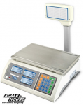 ELECTRONIC SCALE WEIGHT PRICE COMPUTING RETAIL SERIES ASGP