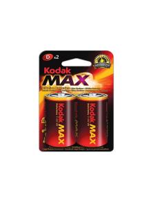 PILE ALKALINE KODAK MAX D - 2X1,5 V
