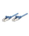 CABLE NETWORK PATCH IN COPPER SHIELDED CAT. 5E FTP 15 BLUE MT