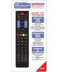 UNIVERSAL REMOTE CONTROL FOR SAMSUNG & LG SMART TV PRODUCED AFTER YEAR 2000