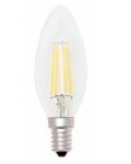 LED LAMP FILAMENT 4W WARM LIGHT 3000K E14
