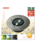 SPOTLIGHT LED BUILT SOLAR OUTDOOR