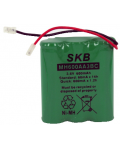 NIMH BATTERY REPLACEMENT FOR CORDLESS SKB 3.6V - 1300mAh