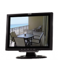 LCD MONITOR GBC 12 FOR VIDEO SURVEILLANCE GBC VS-1210