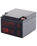 BATTERY WITH RECHARGEABLE LEAD CSB GPL12260