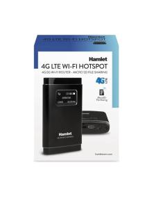 MODEM ROUTER  HAMLET 4G LTE WI-FI HOTSPOT