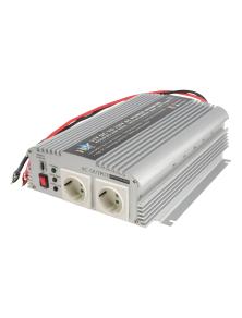 INVERTER 24 VDC - AC 230 V 1000 W F (CEE 7/3)