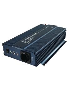 INVERTER  24 V DC AC 230 V 1000 W F (CEE 7/3)