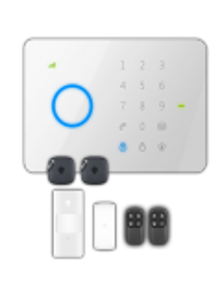 ANTIFURTO WIRELESS CHUNGO COMBINATORE TELEFONICO GSM