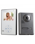 VIDEO DOORPHONE WIRELESS COLOR 4.3 security VP-608RT