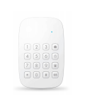 WIRELESS NUMBER KEYBOARD FOR ALARM TIME ALARM2