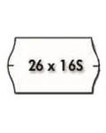 LABELS FOR 26X12 PRICE LABELLER