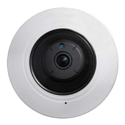 DOME CAMERA fisheye IP 5.0 MEGAPIXELS H.265 + POE