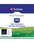 FILAMENT PLA 1.75 mm 1 kg Black