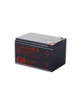 RECHARGEABLE LEATHER BATTERY 12v 14amp. Cyclic MKC MKC1214H