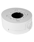 JUNCTION BOX FOR WHITE DOME CAMERAS