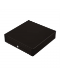 BLACK DRAWER IN LARGE METAL 24V