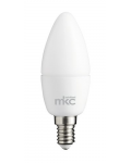 3000K WHITE LED CANDLE LIGHT BULB