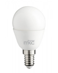 LED BULB MINI SPHERE WHITE LIGHT 4000K