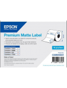 ROTOLO ETICHETTE EPSON PREMIUM MATTE 102X51MM 650 ET