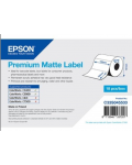 ROLL OF LABELS EPSON PREMIUM MATTE 102 MMX152MM 225 LABELS
