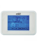 PROGRAMMABLE THERMOSTAT, TOUCH SCREEN WITH WEEKLY PROGRAMMINGMKC MK932