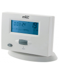 DIGITAL PROGRAMMABLE THERMOSTAT, WITH WEEKLY PROGRAMMING IN RF 433.92MHZ
