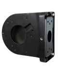 WALL BRACKET FOR DOME CAMERAS