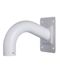 WALL BRACKET FOR DOME CAMERAS FOR EXTERIORS