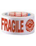 TAPE PACKING WITH RELEASE FRAGILE