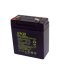 RECHARGEABLE LEAD BATTERY SKB SK4 - 3,0